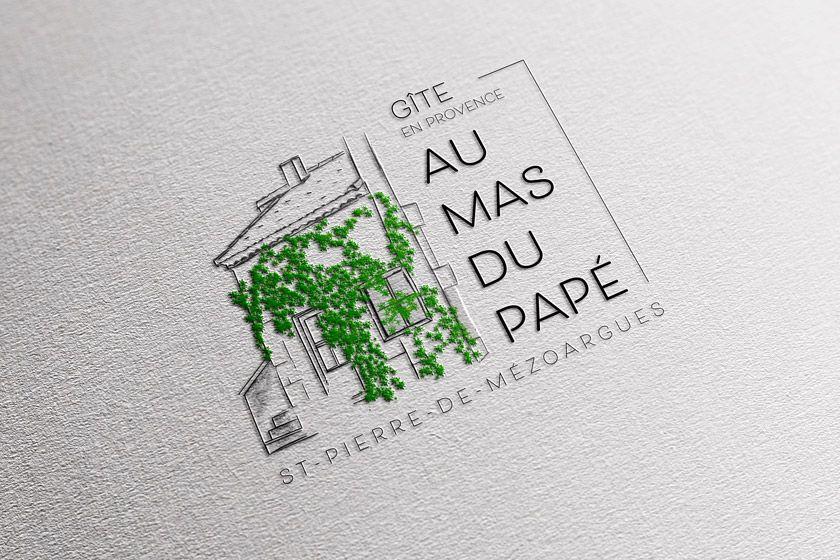 Gite Au Mas du Papé